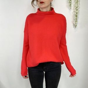 FRENCH CONNECTION Lena mock neck sweater 1496